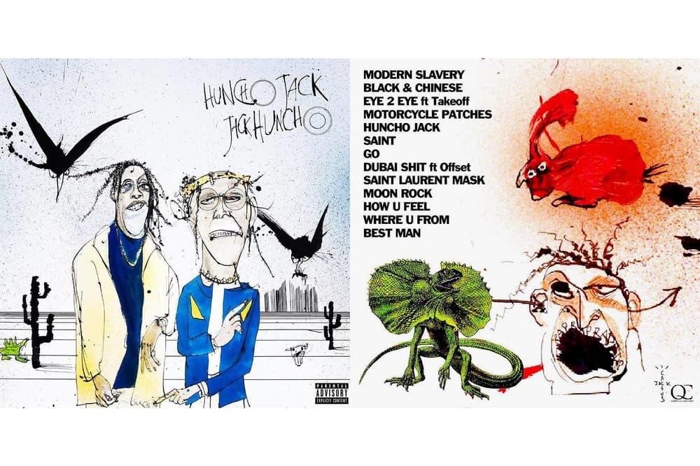 Travis Scott Quavo Huncho Jack Jack Huncho Album Review Album Leak Single Music Video EP Mixtape Download Stream Discography 2017 Live Performance Tour Dates