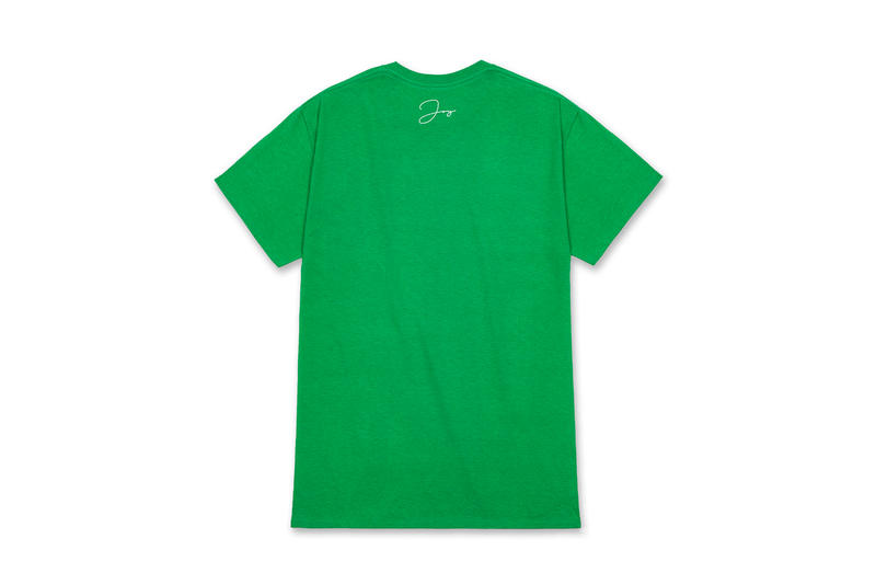 HYPEBEAST Holiday Exclusive T-Shirts HBX Pop-Up Space December 20 2017 Giveaway
