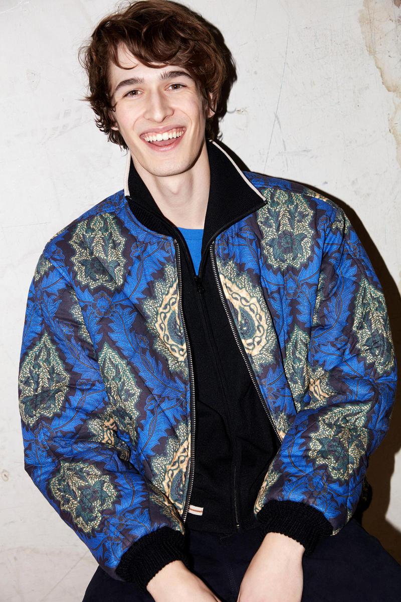 Isabel Marant Spring Summer 2018 Menswear Collection Lookbook Men