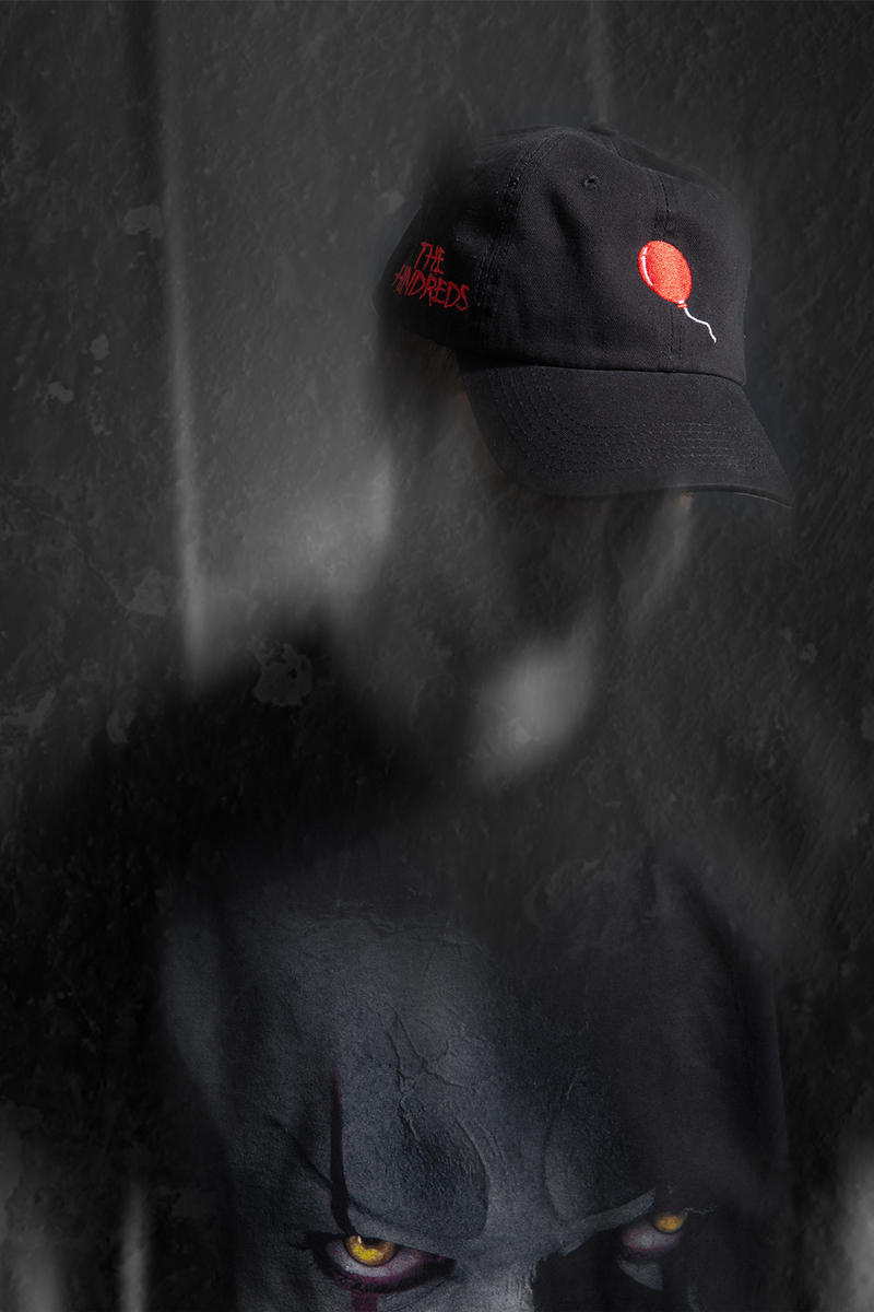 IT The Hundreds Capsule Collection Pennywise Stephen King 2017 December 14 Release Date Info Collaboration Pennywise Clown