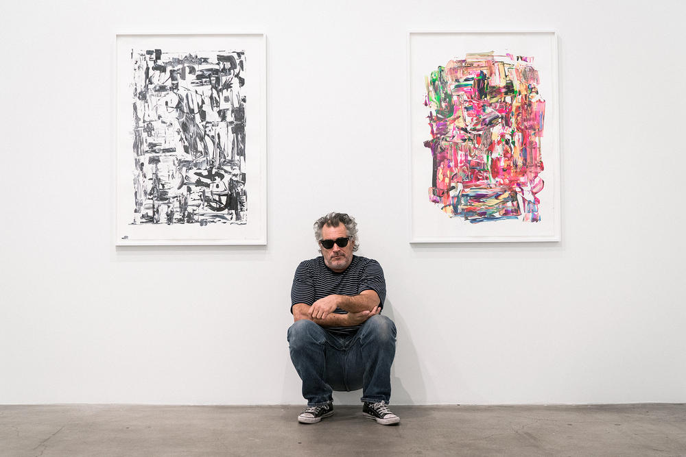 "Diane Rosenstein Gallery ""Its All Good"" Exhibition Steve Olson Brian Rochefort Daniel Gibson Jesse Edwards"
