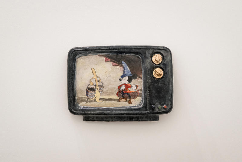 """Diane Rosenstein Gallery """"Its All Good"""" Exhibition Steve Olson Brian Rochefort Daniel Gibson Jesse Edwards"""