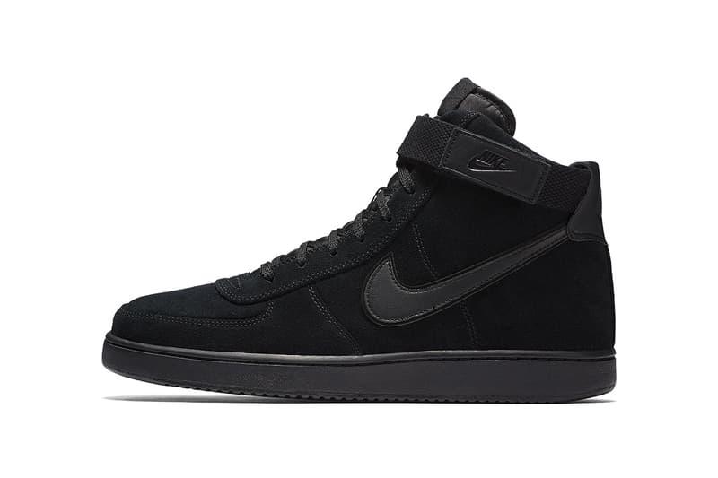 John Elliott NikeLab Vandal High Tonal Pack White Black Red Leather Suede 2017 December 2018 January Release Date Info Sneakers Shoes Footwear