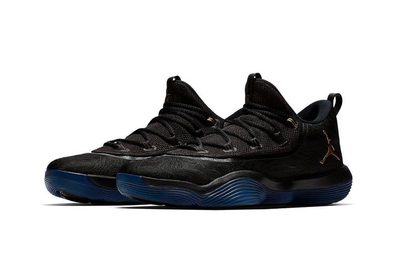 Jordan Super.Fly 2017 Low Jordan Brand Black Grey