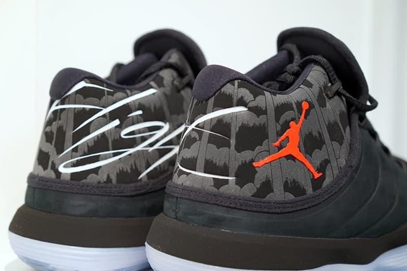 Steve Wiebe Designs Air Jordan 10 university red black House of Hoops HOH foot locker Sneakers Collection Holiday Gift Guide Tattoo Artist brand