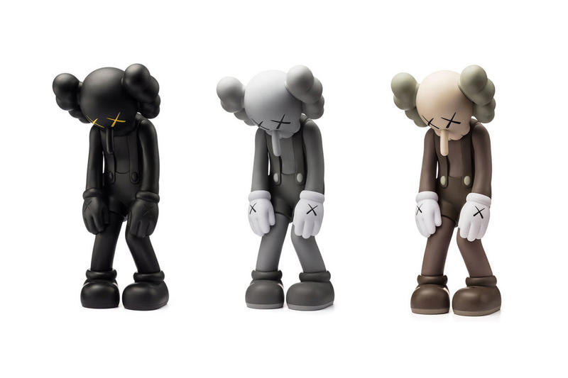 KAWS SMALL LIE Vinyl Edition Medicom Toy Art Artwork Sculpture Brian Donelly