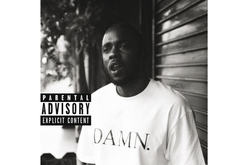 Kendrick Lamar DAMN Collectors Edition Album Stream