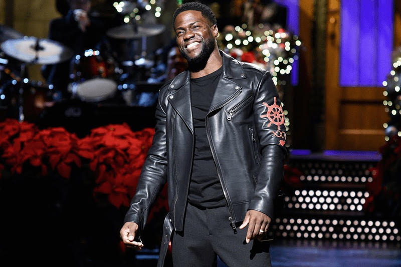 Watch Kevin Hart Host SNL With Shaq Impressions Captain Shadow and Cardinal Batman Robin Moms Comedy Sketch Skit Kenan Thompson Charles Barkley NBA Shaquille O'Neal Basketball TNT Inside the NBA Paraody