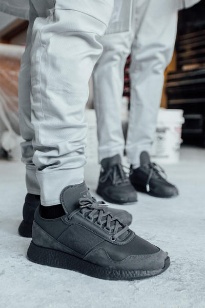 KITH Daniel Arsham Studio Standard Issue Collection Collaboration adidas Originals New York 2017 December 8 Release Date info Sneakers Shoes Footwear