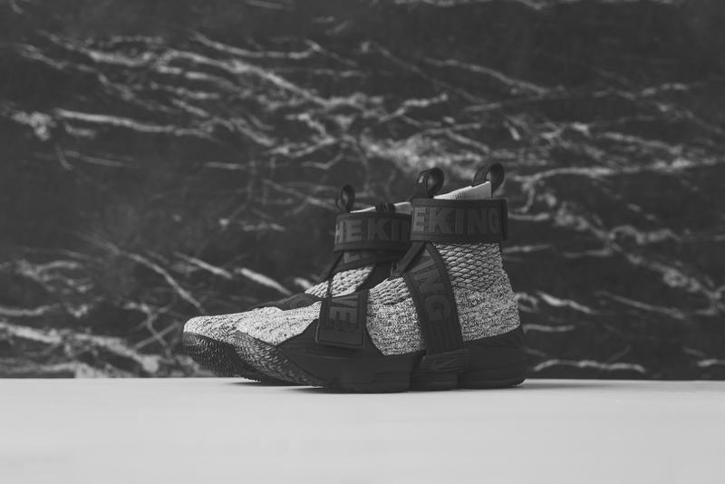 aedd16094fe5b KITH Nike LeBron XV 15 Collaboration Performance Lifestyle 2017 December 30  Release Date Drop Info Sneakers