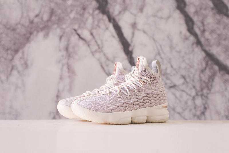 cheap for discount 663d4 ed9d2 KITH x Nike LeBron XV 15 Collab Official Look | HYPEBEAST