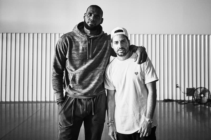 KITH Nike Long Live the King LeBron James mini documentary sports