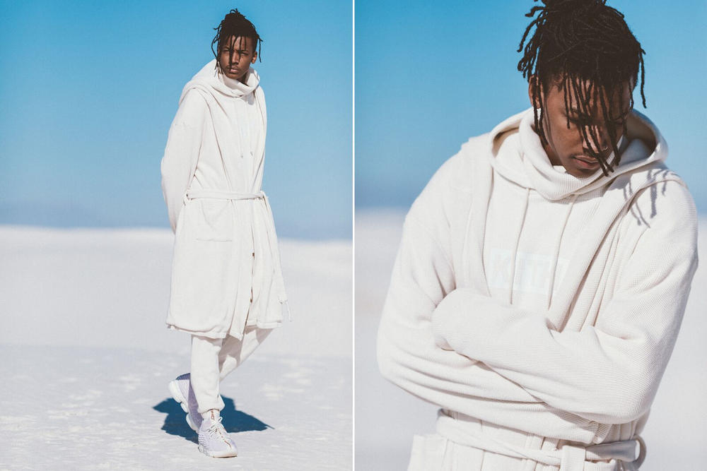 Kith Winter 2017 Delivery 2 Down Program Calux Collab Mercer Pant III