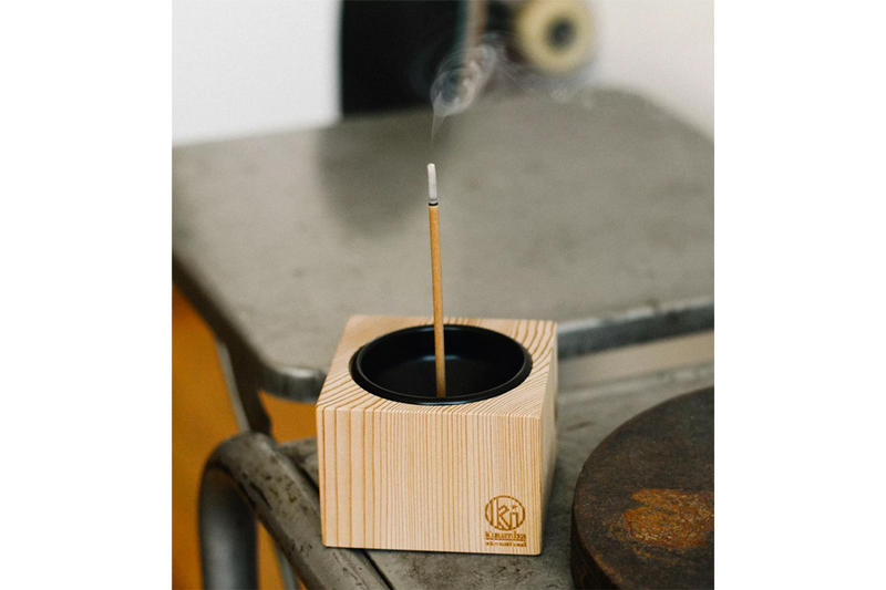 Kuumba The Darkside Initiative 10th Anniversary Incense Candle