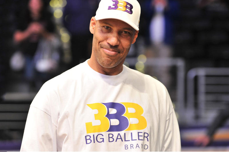 LaVar Ball New League High School Grads Junior Basketball Association