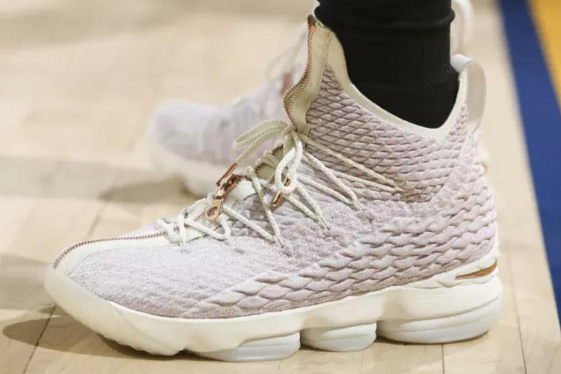 c888c5494492ab LeBron James Nike LeBron Performance 15 by Ronnie Fieg KITH Cleveland  Cavaliers