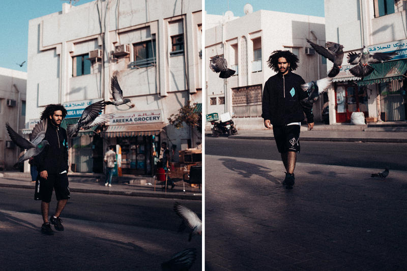 Les Benjamins x Bloomingdale's Capsule Collection Dubai Los Angeles Sole DXB Collaboration
