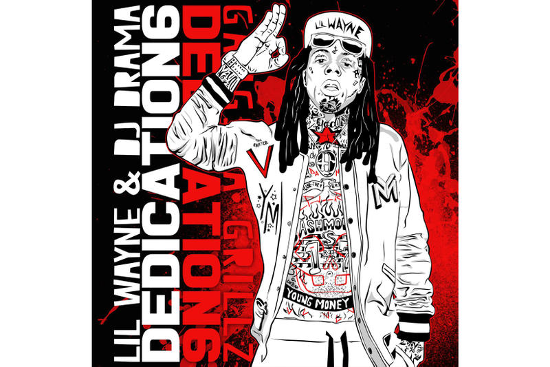 Lil Wayne 'Dedication 6' Mixtape Stream