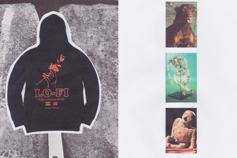 Lo-Fi Launches Range #003 Mediation Collection lookbook holiday gift guide planets Jupiter canine tees t-shirts motifs ferrari