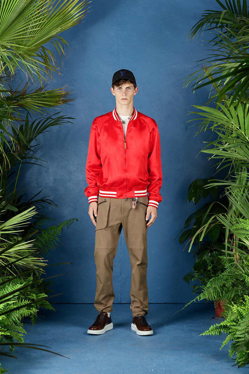 Louis Vuitton Spring Summer 2018 Collection Lookbook