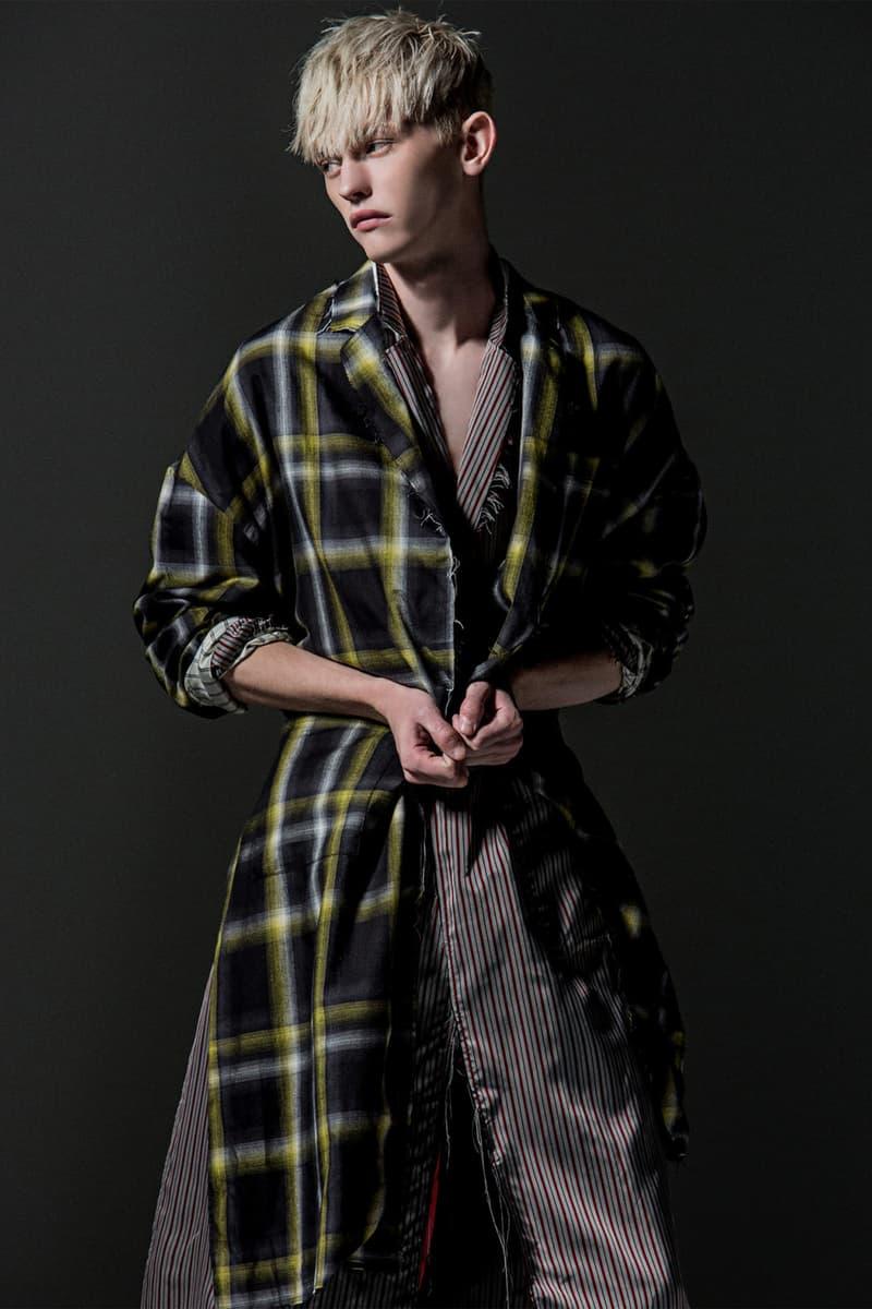 LUCIOLE JEAN PIERRE Spring Summer 2018 Collection Lookbook