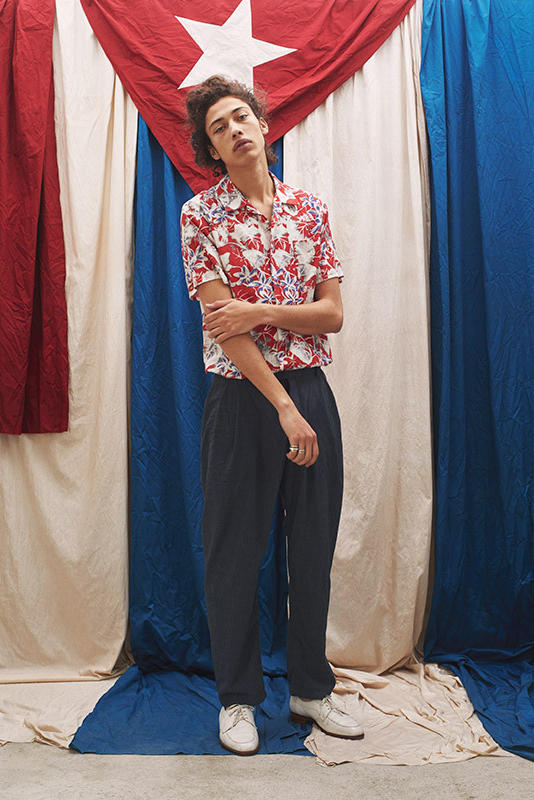 Mando 2018 Spring Summer Collection Lookbook
