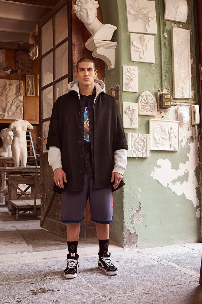 Marcelo Burlon County of Milan 2018 Pre Fall Winter Collection Lookbook