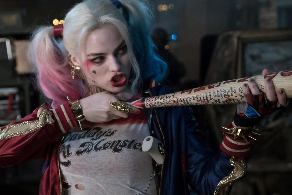 Margot Robbie Harley Quinn Spinoff Suicide Squad Batman Joker Jared Leto DC Warner Bros Movie