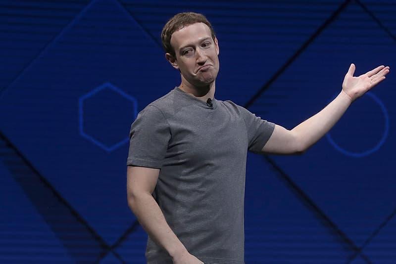 Mark Zuckerberg 2017 Misinformer of the Year Award Media Matters for America Facebook Fake News