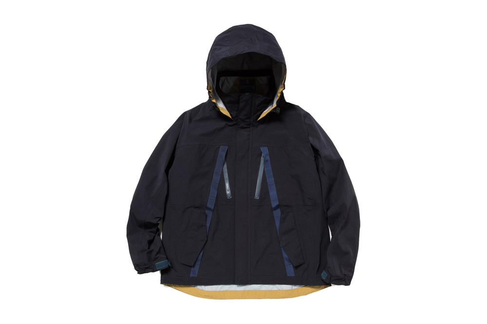 MEANSWHILE 2017 Fall Winter Collection Release Japan Technical Primaloft Outdoors Techwear