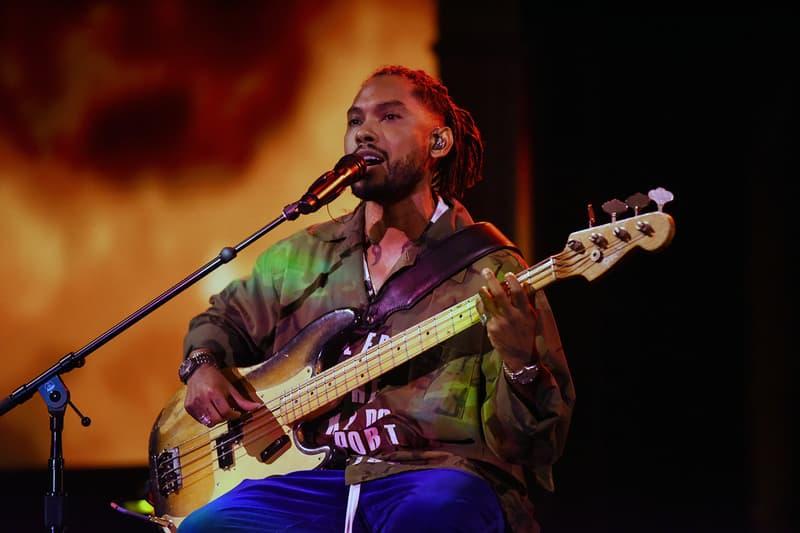 Miguel War & Leisure Album Stream Streaming YouTube Spotify iTunes Rick Ross Travis Scott Kali Uchis J. Cole Salaam Remi