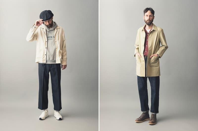 mr olive mr.olive 2018 spring summer lookbook american vintage americana fashion menswear
