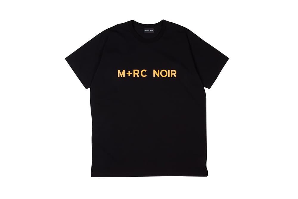 M+RC Noir Fall Winter 2017 Second Drop December 26 2017 Online Release