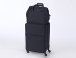 MUJI's Collapsible Suitcase Brings New Versatility to a Luggage Staple
