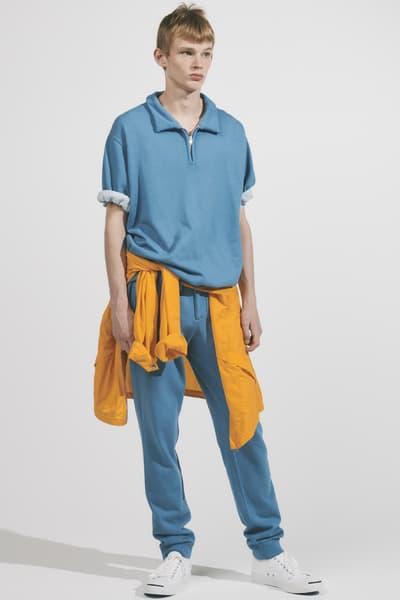 "nanamica Eiichiro Homma ""Ocean"" Khaki Spring/Summer 2018 Lookbook Collection GORE-TEX PERTEX"