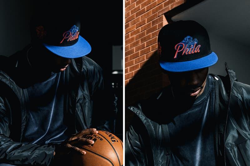 New Era 9FIFTY NBA Snapback City Series Lookbook