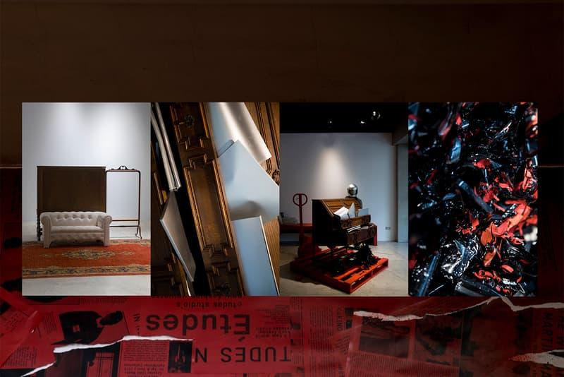 NE.SENSE THE HISTORY ROOM Exhibition
