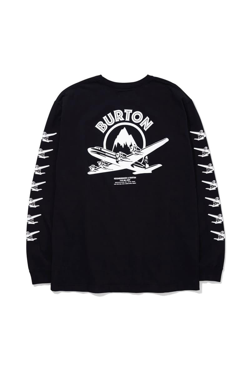 NEIGHBORHOOD x Burton Release Winter 2017 Jackets Snowboard Snowboarding Slopes Shred Outerwear Cold weather streetwear