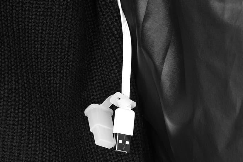 NEIGHBORHOOD Japan Jacket Heated Liner USB Battery