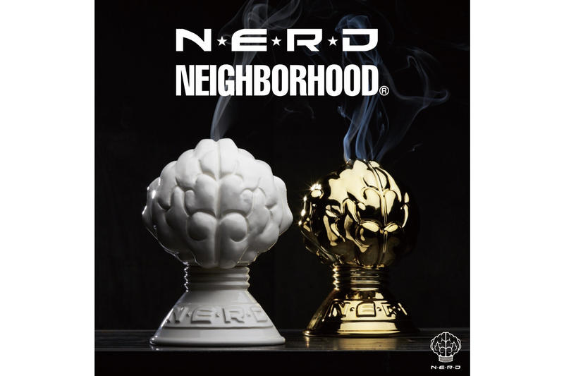 N.E.R.D NEIGHBORHOOD Incense Chamber