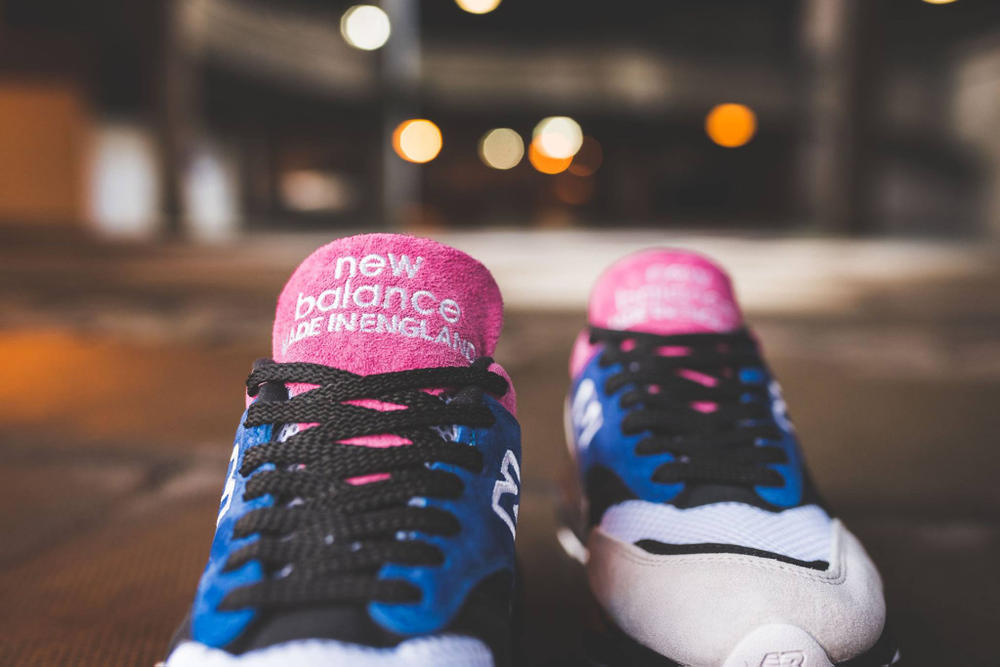 New Balance 9 Pack 990v3 Soles Release 2017 December Info Hanon Sneakers Shoes Footwear