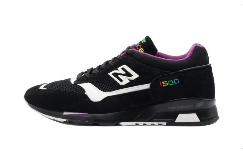 New Balance 1500 CMYK release information info details date black white purple cyan magenta yellow and key blue green yellow red buy sneakers kicks 2017 2018 43einhalb