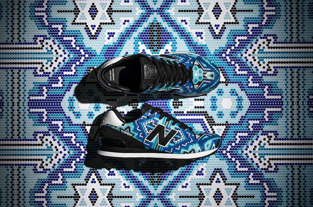 New Balance 574 by Ricardo Seco Pack