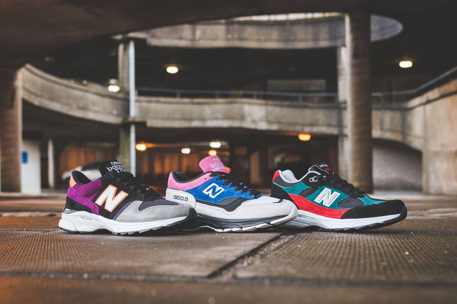 New Balance Releases \
