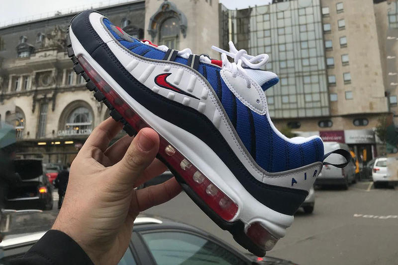 Nike Reboots Air Max 98 With Og Gundam Colorway Hypebeast
