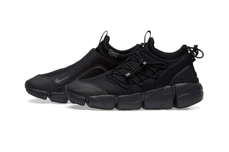 Nike Air Footscape Utilty Triple Black Colorway