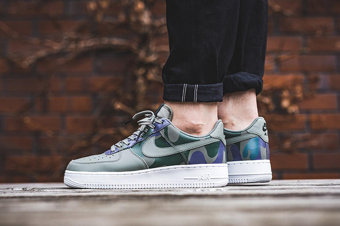 Nike Air Force 1 Camo Pack
