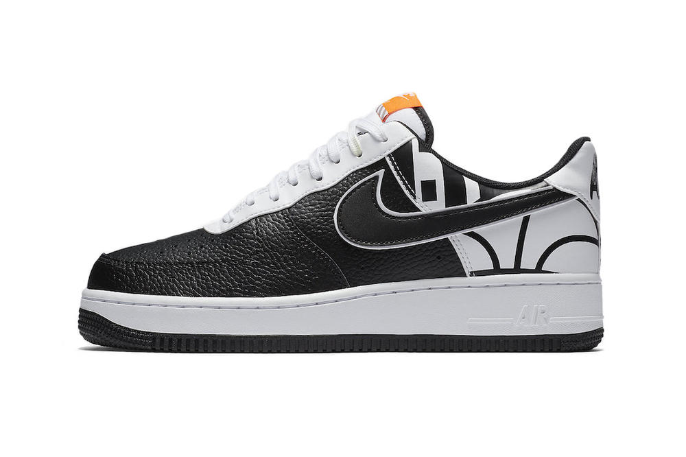 Nike's Air Force 1 FORCE Logo Pack Release Date