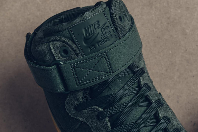 Nike Air Force 1 High Vintage Green purchase release date