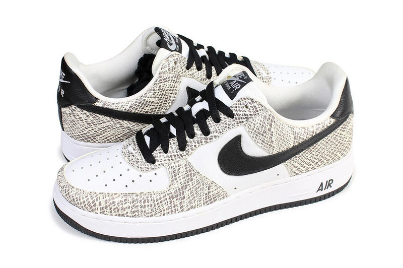 Nike Air Force 1 Low Cocoa Snake February 24 2018 Release Date
